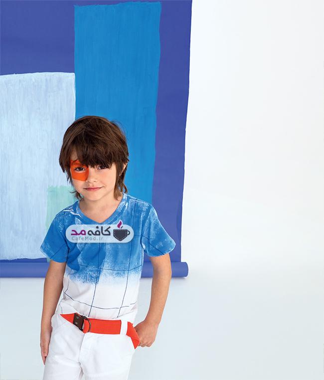 مدل لباس بچه گانه TYROL