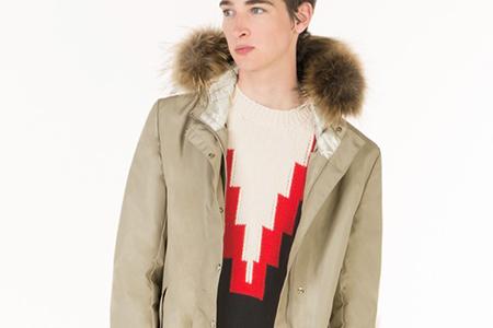 مدل لباس مردانه Kitsune 10