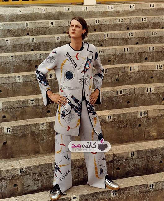 مدل لباس مردانه Loewe