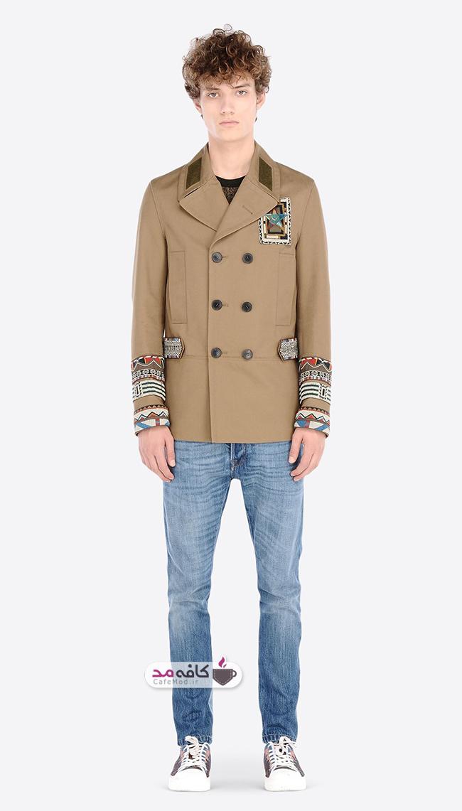 مدل لباس مردانه Valentino