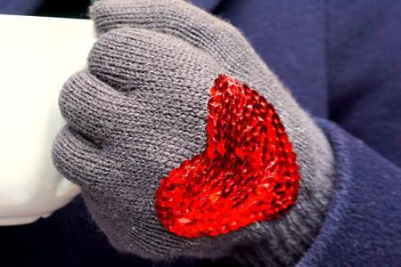 مدل دستکش های پولکی 2