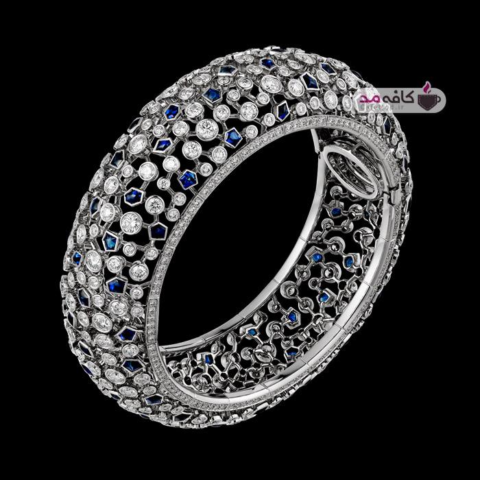 مدل جواهرات جدید Cartier
