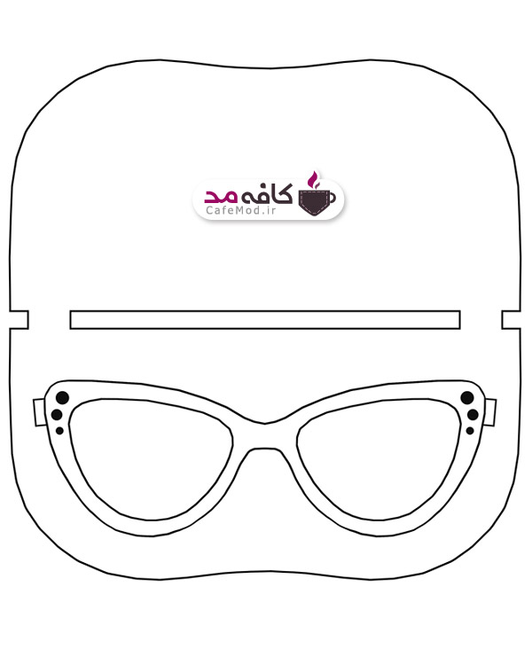 دوخت کیف عینک