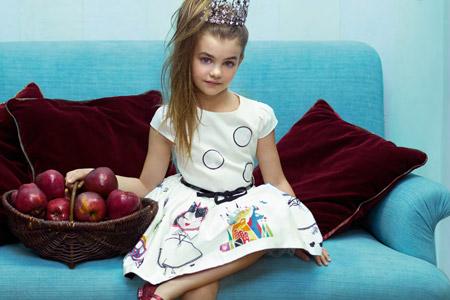 مدل لباس بچگانه Simonetta 13