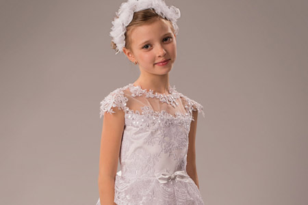 مدل لباس دخترانه Ella Savchuk 10