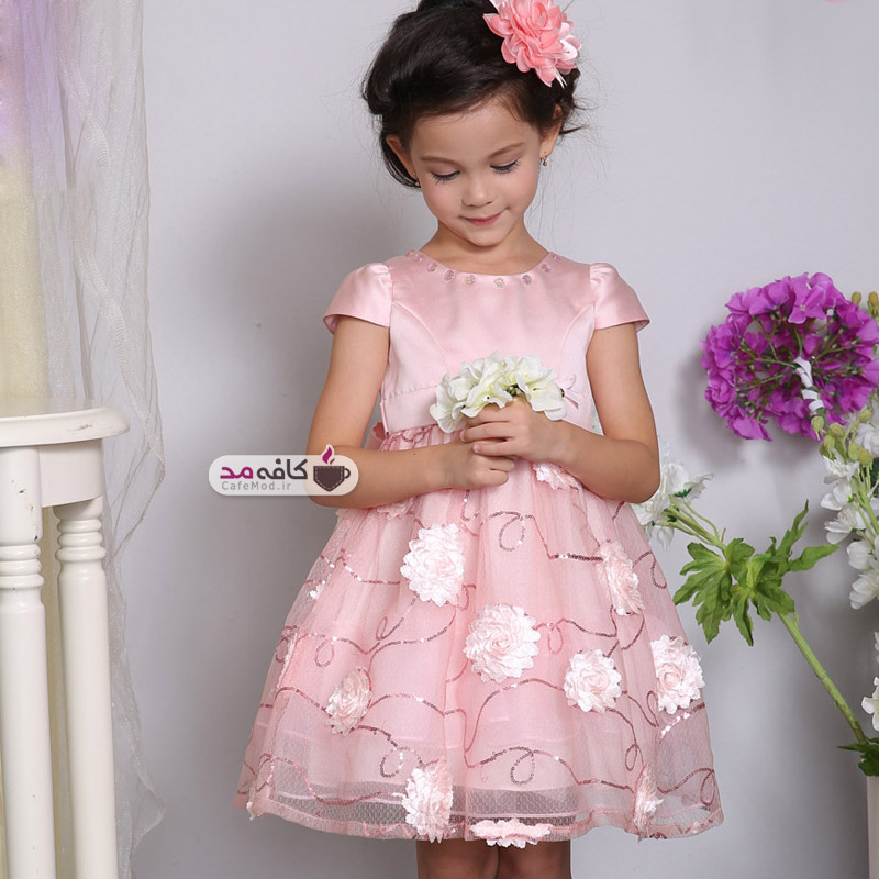 mمدل لباس دخترانه مجلسی