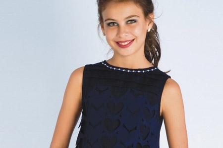 مدل لباس دخترانه Impressinho 11