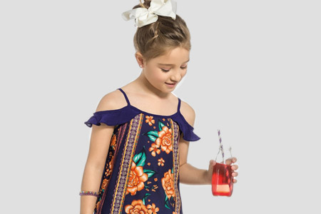 مدل لباس دخترانه Alakazoo 11