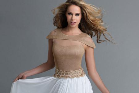 مدل لباس مجلسی Saboroma