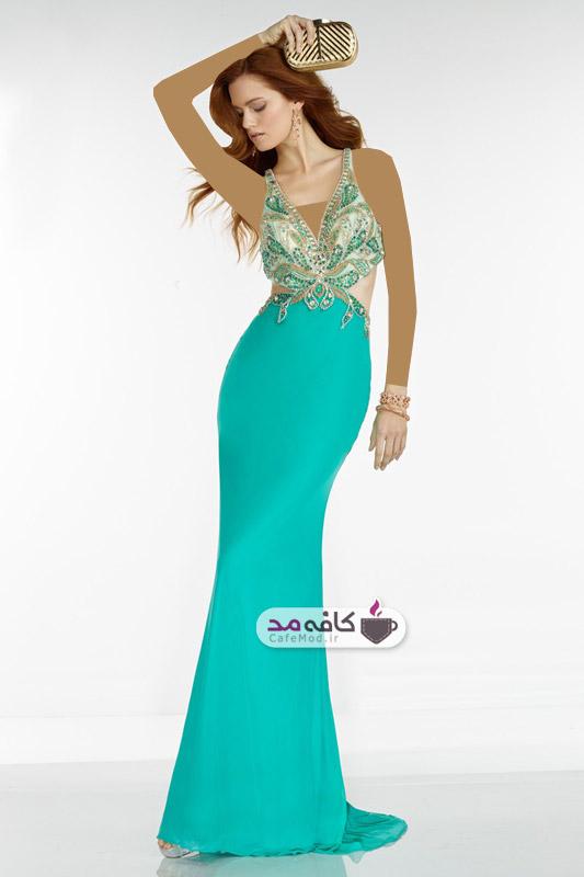 مدل لباس مجلسی Alyce Paris