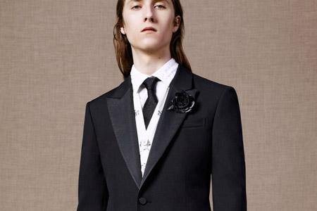 مدل لباس مردانه Alexander McQueen 10