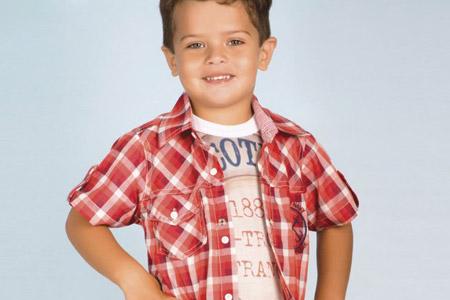 مدل لباس پسرانه Impressinho 10