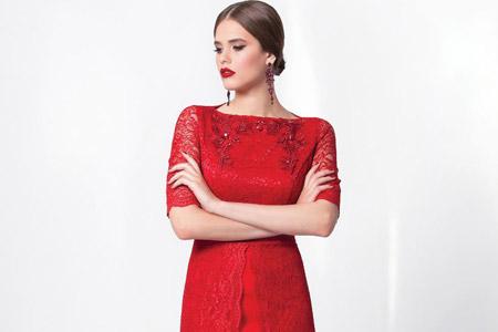 مدل لباس مجلسی زنانه Burvin 13