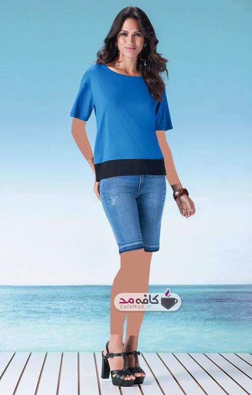 مدل لباس اسپرت زنانه BeeJeans