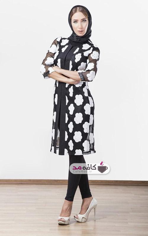 مدل مانتو ایرانی Tanpoosh