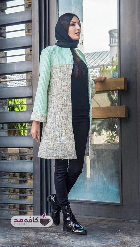 مدل مانتو آیدا رحیمی