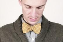 آموزش دوخت پاپیون مردانه