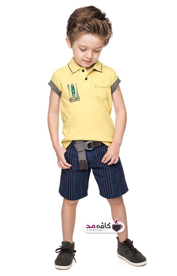 مدل لباس پسرانه Carinhosoroupas