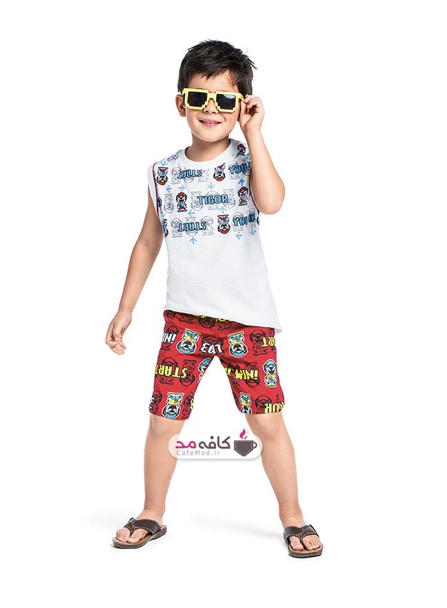 مدل لباس پسرانه Tigor t.tigre