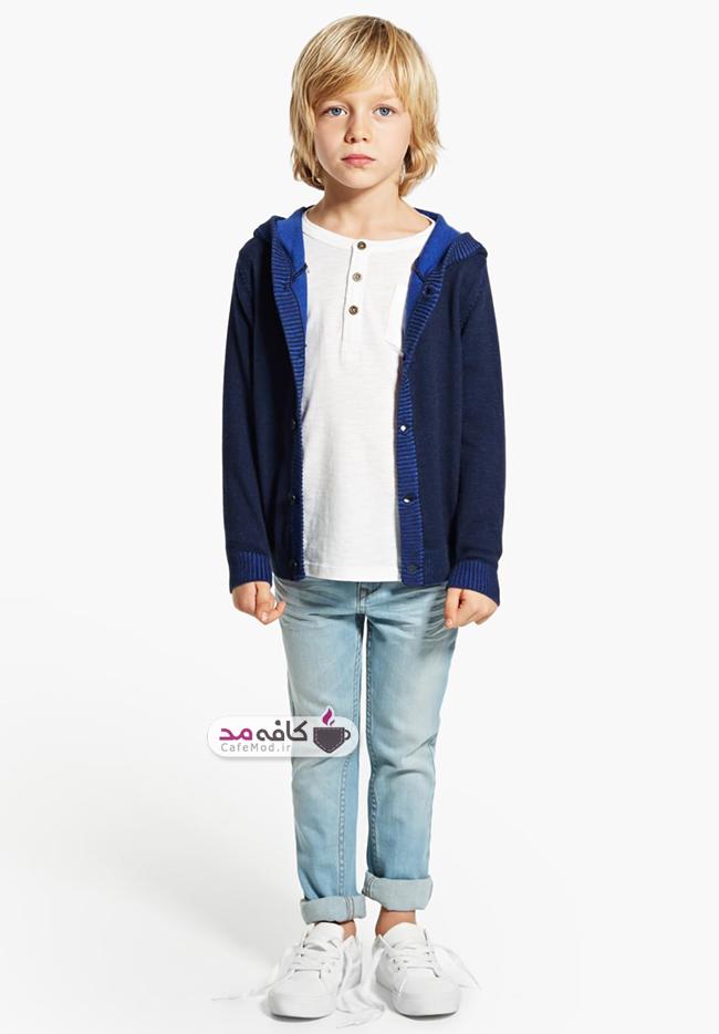 مدل لباس پسرانه Mango