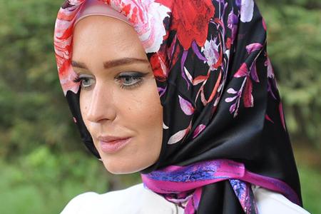 مدل روسری ترک Armine 2