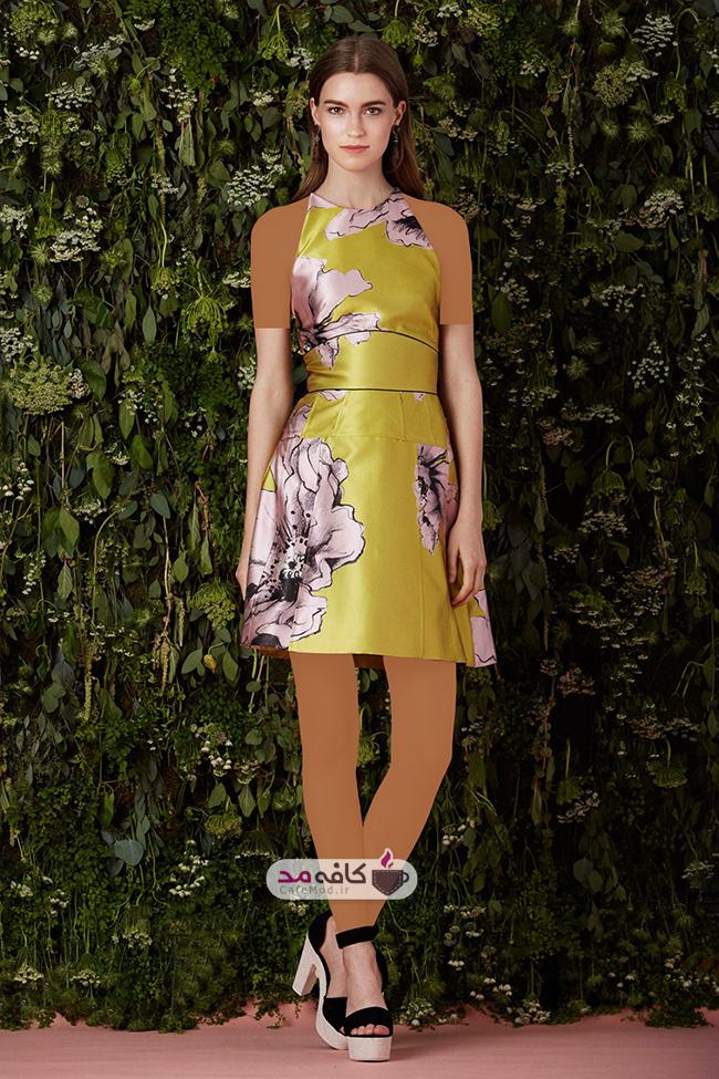 مدل لباس زنانه Lela Rose