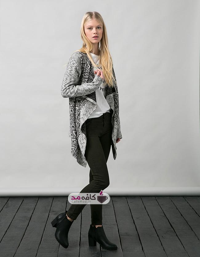 مدل لباس زنانه Bershka