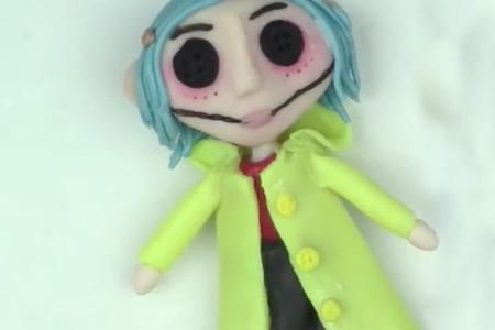 فیلم آموزش عروسک خمیری 2