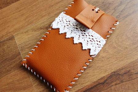 دوخت کیف تلفن همراه 3