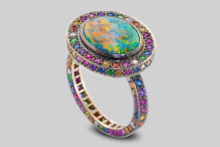 مدل جواهرات Solange 11