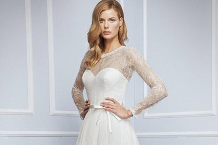 مدل لباس عروس Blumarine 10