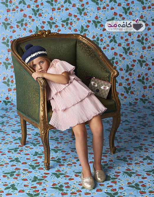 مدل لباس بچگانه Gucci