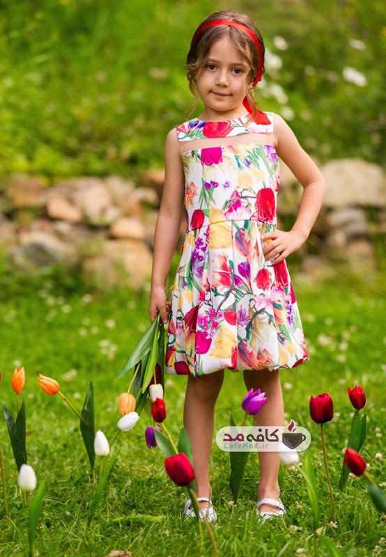 مدل لباس بهاره دخترانه