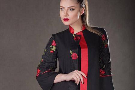 مدل مانتو ایرانی Sweet Dolcee