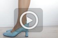 فیلم آموزش کفش زردار