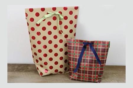 فیلم آموزش ساخت کیف برای هدیه