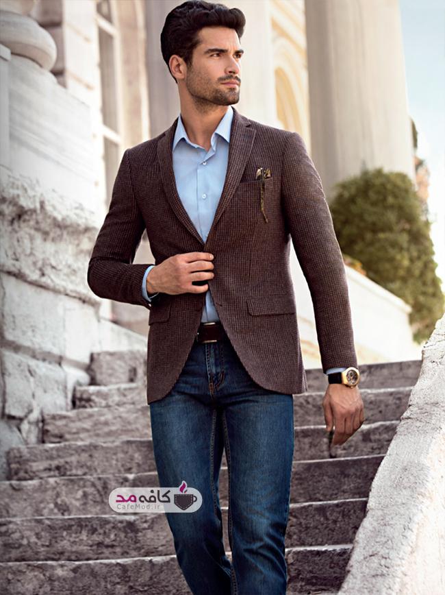 مدل لباس مردانه Crispino