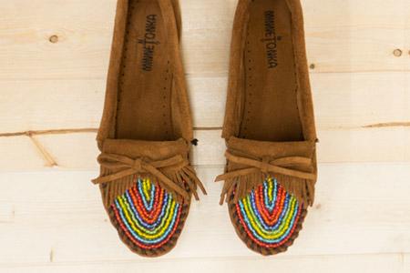 کفش های منجوقی 2