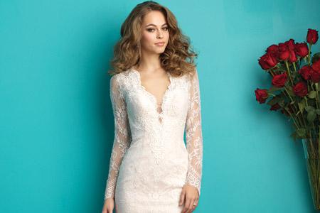 جدیدترین مدل های لباس عروس 11