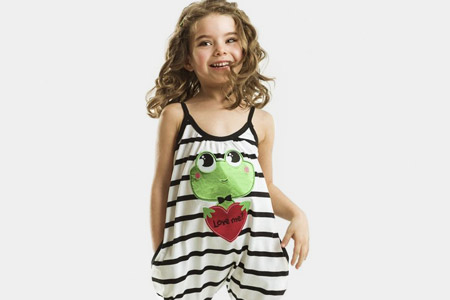 مدل لباس دخترانه Denokids 1