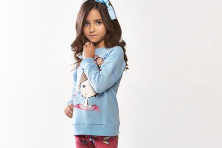 مدل لباس دخترانه Euamo Momi