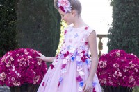مدل لباس دخترانه Lesy