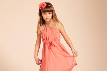مدل لباس دخترانه تابستانه 12
