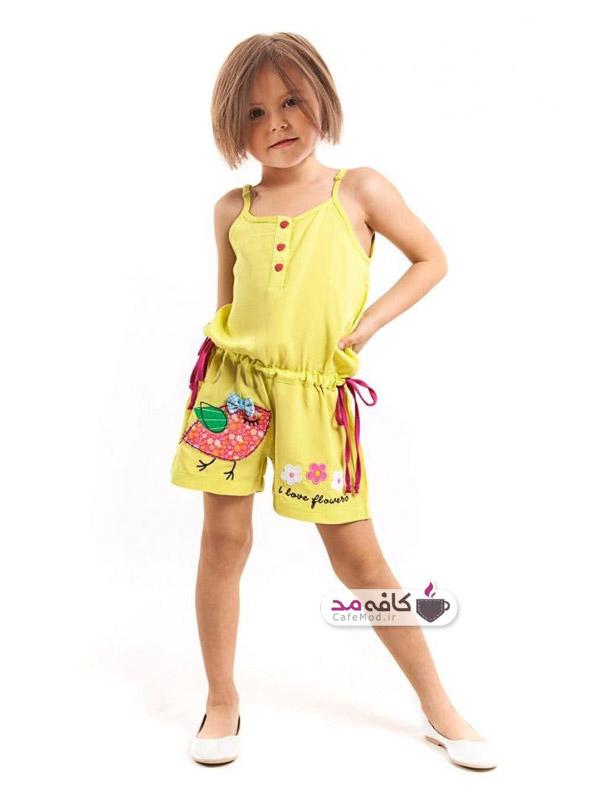 مدل لباس دخترانه Denokids