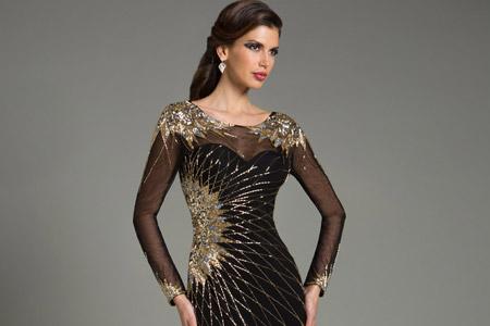 مدل لباس مجلسی Feriani 11