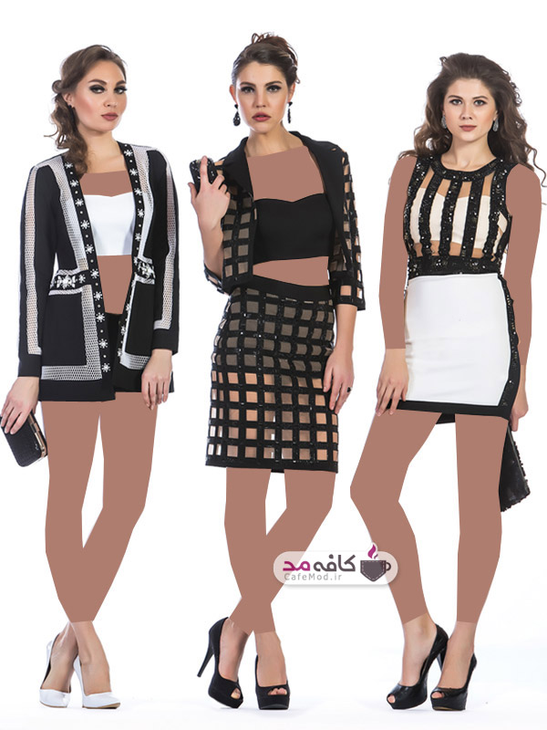 مدل لباس زنانه By Zerga