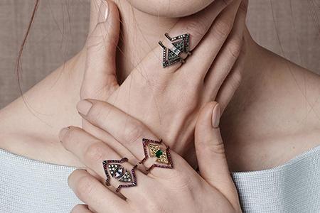 مدل جواهرات Nikoskoulis 10