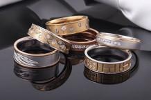 مدل انگشترهای حلقه