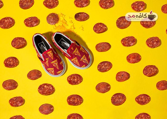 مدل کفش بچگانه