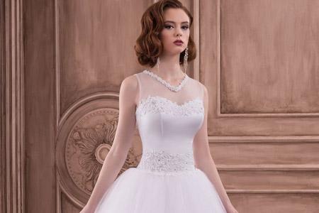 مدل لباس عروس Welles Mir